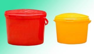 Емкость-контейнер пластиковый, 3 л.